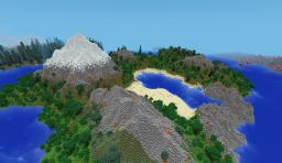 Eminent Islands [Nature Only] [OLD] 1.7.7 Minecraft Map & Project