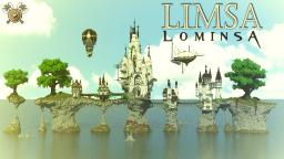 Limsa Lominsa - The White Castle +Cinematic Minecraft Map & Project