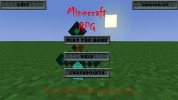 Minecraft RPG! - A full minecraft styled RPG game! Beta 0.1.5 Minecraft Mod
