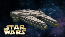 Millennium Falcon - Star Wars [Download] Minecraft