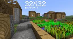 32X32 Minecraft Texture Pack