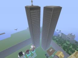 World Trade Centers Minecraft Map & Project