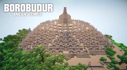 Borobudur Minecraft Map & Project