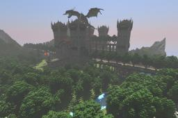 The Cathedral of Bererhold Minecraft Map & Project