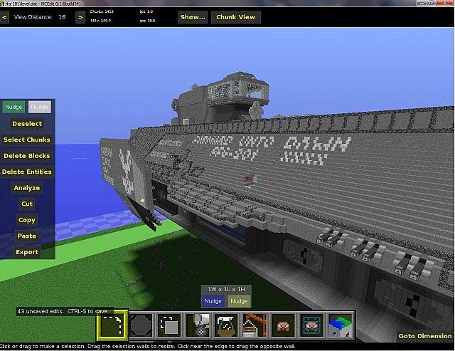 forward unto dawn Minecraft Project