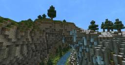 Northern Survival Island Minecraft Project