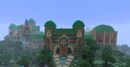 -WIP- Kingdom of Aureus Minecraft Map & Project