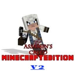 Assassinscraft V2 updated Minecraft Texture Pack