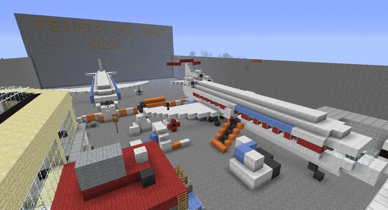 Minecraft TDM Minecraft Server