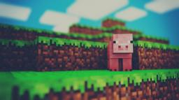 Just the Average Pig Minecraft Blog Post