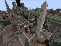 F A L L O U T: Shadow of Boston Minecraft Map & Project