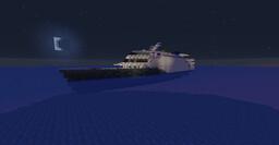 mini cruise ship Minecraft Map & Project