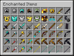 Visual Enchantments 2.1.0 [Optifine] Minecraft Texture Pack