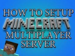 How to Make a Server! Minecraft Blog