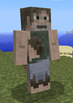 You Are The Werewolf Minecraft Mod