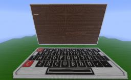 Minecraft Computer [1.5+] Minecraft Map & Project