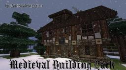 Medieval Building Pack V 2.0.1 Minecraft Map & Project