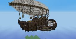 The Fifth Flight - Airship Minecraft Project