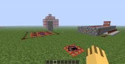 tnt world Minecraft Map & Project