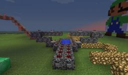 TNT cannon (V2) Minecraft Map & Project