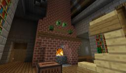 Miner's Mansion Minecraft Map & Project
