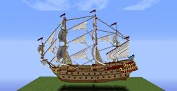 Wasa - Swedish ship Minecraft Map & Project