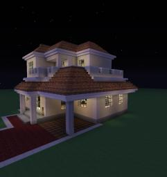 Leh House Minecraft Map & Project