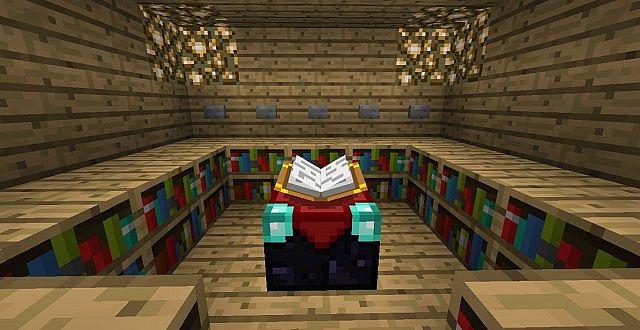 Custom Enchantment Table Minecraft Project