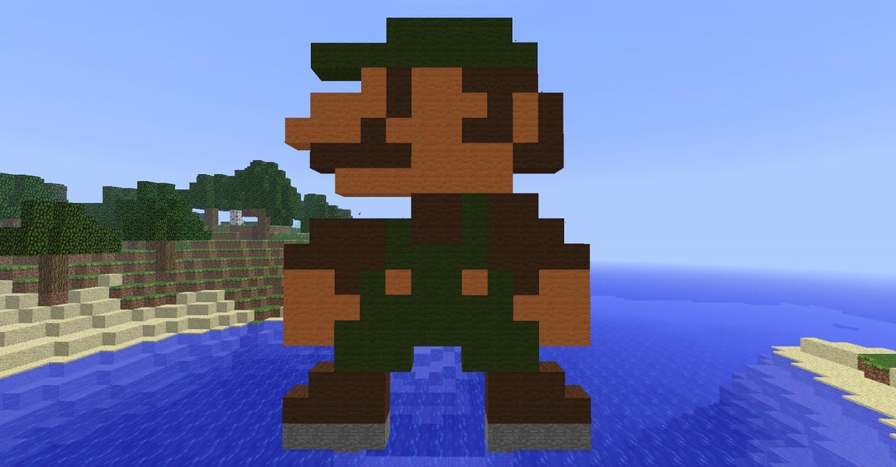 My Super Mario Boy: Minecraft Birthday Party Ideas