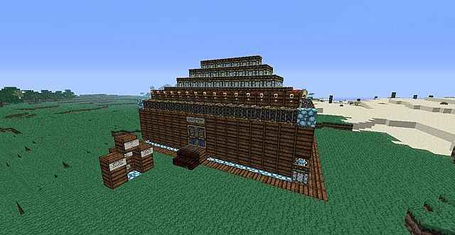How To Craft A Solar Panel In Minecraft