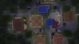 Canibal Town Minecraft Map & Project