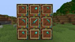 Better Tools Texture Pack Minecraft Texture Pack