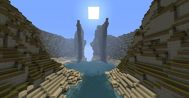 Minecraft Lord Of The Rings Planet Minecraft