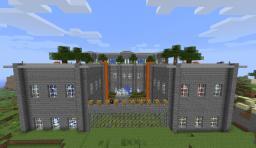 Stone Brick Manor Minecraft Map & Project