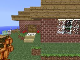 The Survival Island Minecraft Map & Project