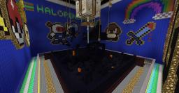 The Official Bomberman PvP Map Minecraft Project