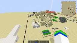 Sandstone Fight Minecraft Map & Project