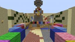 Clock Town - The Legend of Zelda Majora's Mask Minecraft Map & Project