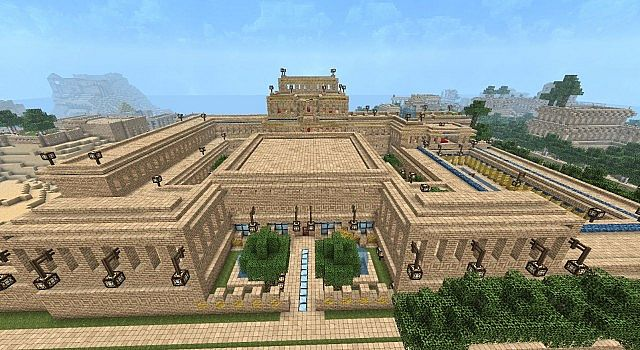 City of babylon Minecraft Project