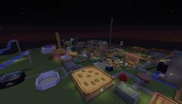 My Town :) Minecraft Map & Project