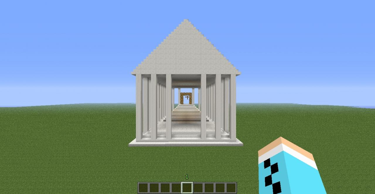 how to go to heaven in minecraft portal