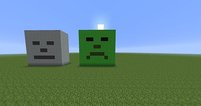 Zombie Head Minecraft Project