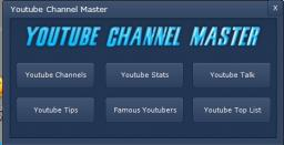 Youtube Channel Master (Minecraft Channels) Minecraft Mod