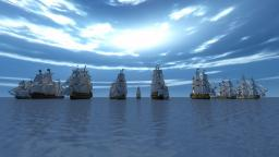 Napoleonic Era Ship Bundle Minecraft Project