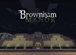Brownham Manor [Schematic Download Added] Minecraft Map & Project
