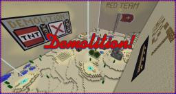 *~ DEMOLITION! ~* - Wafflecakes' FPS gamemodes in Minecraft! Minecraft Map & Project