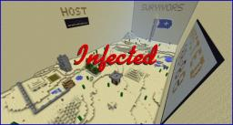 *~ INFECTED ~* - Wafflecakes' FPS gamemodes in Minecraft! Minecraft Map & Project