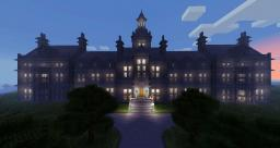 Denbigh Asylum Minecraft