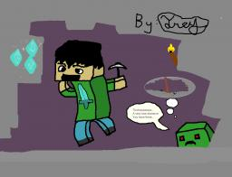 The Diamonds Minecraft