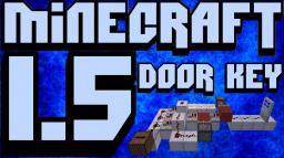 Door Key [Music Disk] Minecraft Map & Project